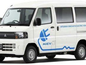 elektromobily Mitsubishi Minicab MiEV
