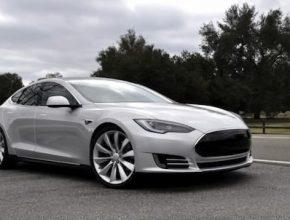 elektromobily Tesla - Tesla Model S HD video