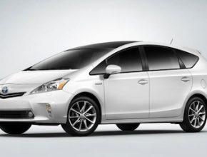 hybridy Toyota Prius V