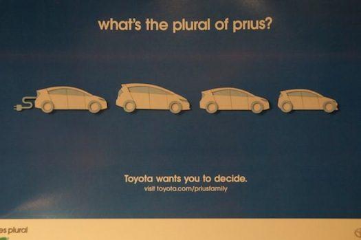 hybridy rodina vozů Prius kupé
