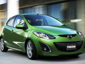 nová Mazda2