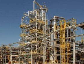 vodík ropná rafinerie