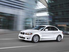 elektromobil BMW Active E