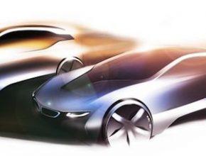 elektromobily BMW i
