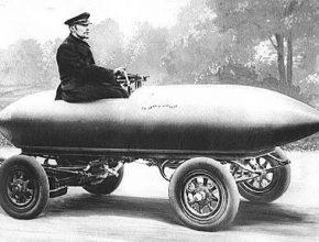 elektromobily historie La Jamais Contente