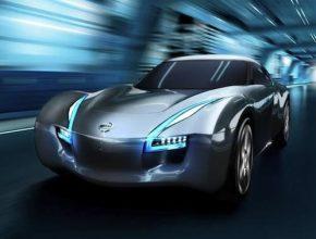 elektromobily Nissan Esflow