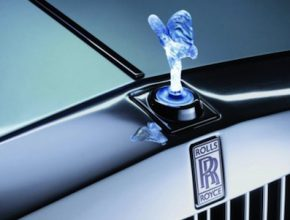 elektromobil Rolls Royce Phantom 102EX