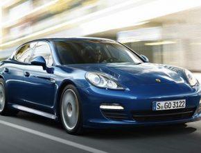 hybridní auta Porsche Panamera S Hybrid