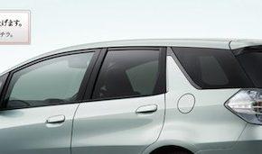 hybridy Honda Fit Shuttle Hybrid