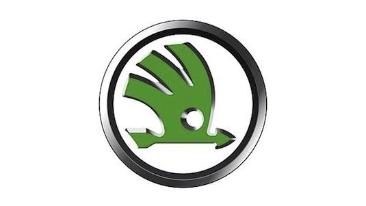 škoda nové logo