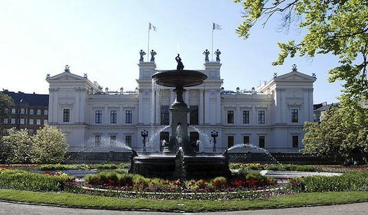 Švédsko univerzita