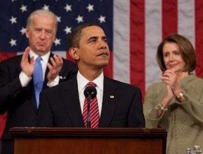 USA Barack Obama prezident Spojených států amerických zpráva o stavu unie