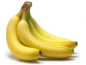 auto z banánů