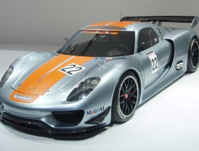autosalon Ženeva 2011 Porsche