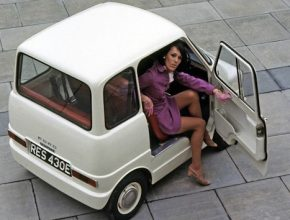 elektromobily Ford Comuta