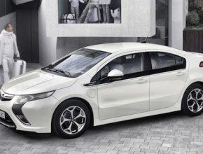 Opel Ampera výrobní verze