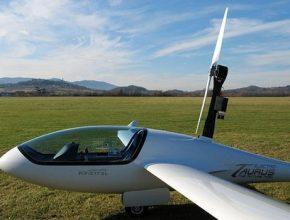 letadla Pipistrel Taurus Electro G2