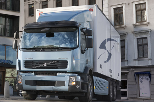 Volvo FE Hybrid