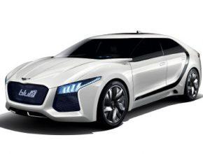 auta na vodík Hyundai Blue2