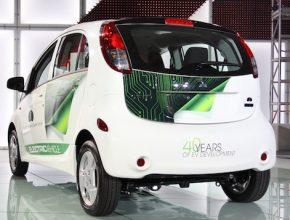 elektromobily Mitsubishi i