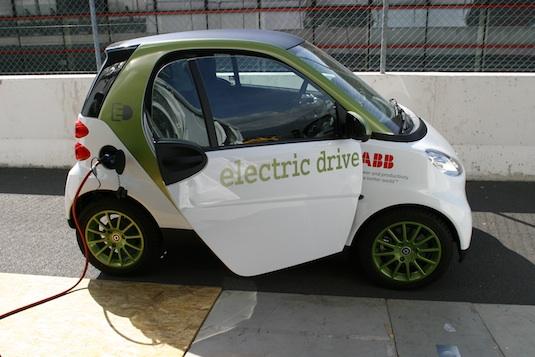 elektromobily Smart ED autosalon Ženeva test