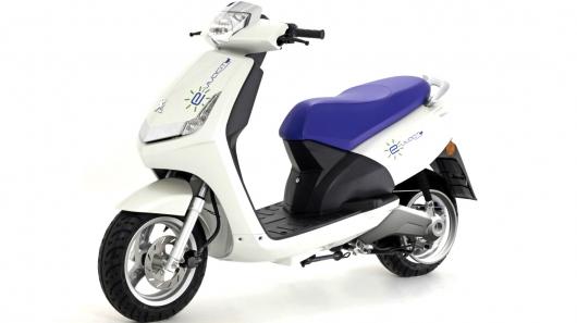 elektroskútry Peugeot e-Vivacity