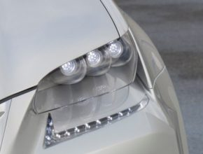 hybridy Lexus LF Gh