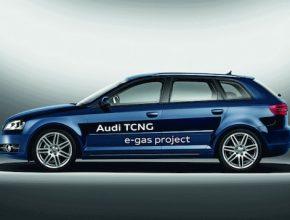 auto Audi A3 TCNG e-Gas