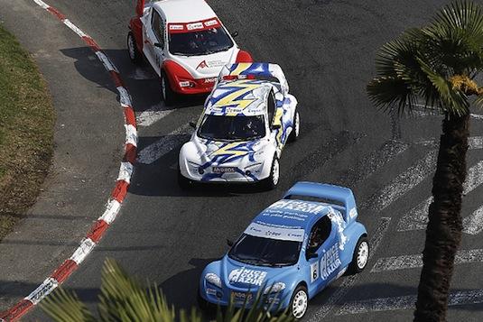 auto grand prix závody elektromobilů Pau