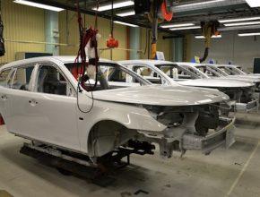 elektromobil Saab 9-3 ePower