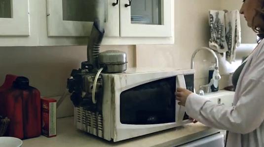 elektromobil video reklama Nissan Leaf
