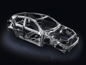 hybridní auto Lexus CT 200h konstrukce bezpečnost