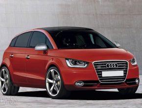auto Audi A2 E-tron