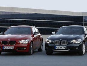 auto BMW řady 1 116d