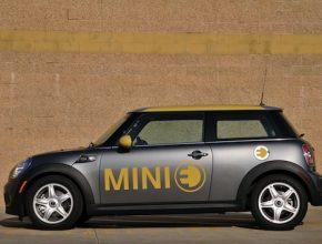 elektromobil Mini E