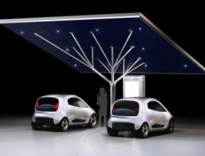 Pininfarina-solární nabíječka