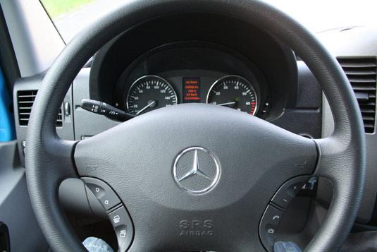 Mercedes-Benz Sprinter 316 LGT