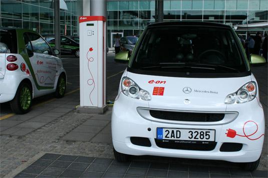 Mercedes-Benz, E.ON, Sixt