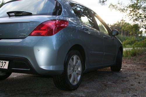 Peugeot 308 e-HDi test