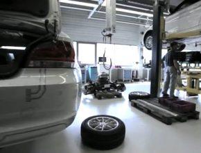 auto elektromobil výroba BMW Active E