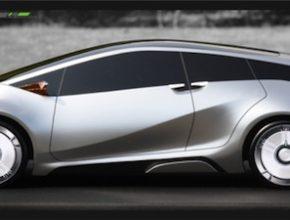 auto Eric Leong Prius 2015 design koncept