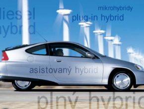 auto hybridy uděláme vám jasno