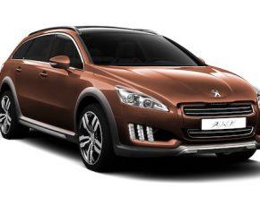 auto Peugeot 508 RXH Hybrid