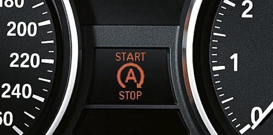 auto stop&start technologie