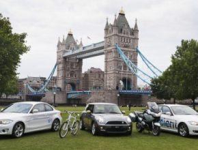 BMW pro Olympijské hry 2012