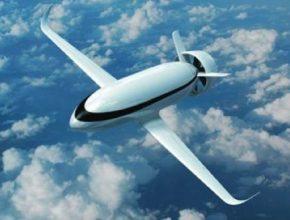 elektrické letadlo VoltAir