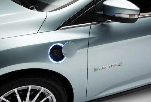 Ford Focus Electric elektromobil