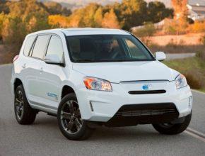 elektromobil Toyota RAV4 EV