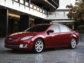 auto hybrid Mazda6 Hybrid