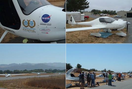 VIDEO: v soutěži NASA se rodí revoluční nová letadla